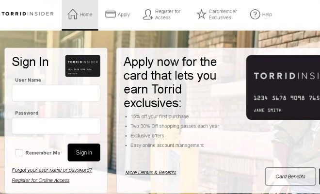 torrid credit card payment options comenity bank
