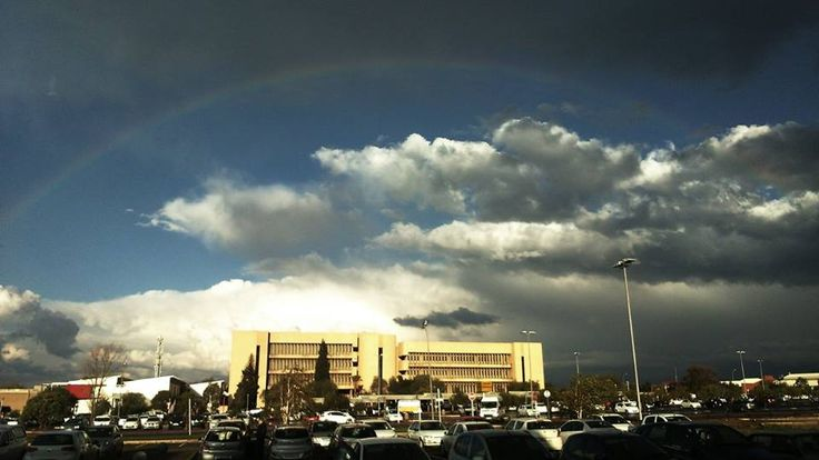 #UFStoday - Bloemfontein Campus (University of the Free State - UFS) Submitted by Carla Smith