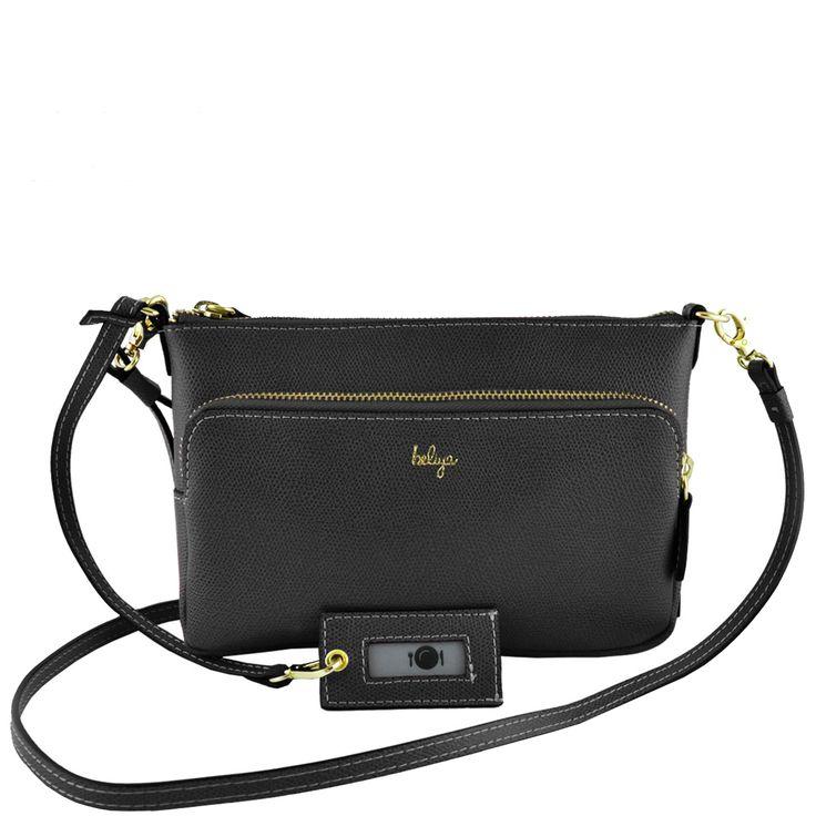 BLACK LOVELY #ecofashion #fairfashion #designerhandbags #springcollection #upycycling #fashion #black