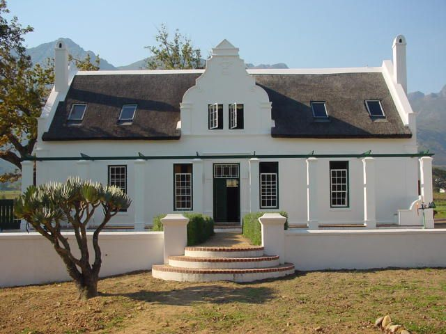Beautiful Rooms: Cape Dutch Homes