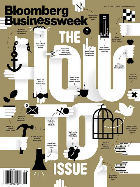 The How To Issue by Bloomberg Businessweek, April 16 – April 22, 2012.