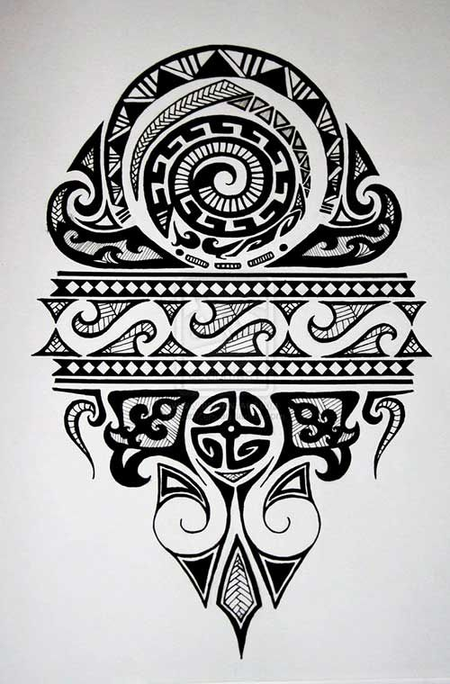 Maori Animal Tattoo Designs: 45 Best Maori Animal Tattoo Designs Images On Pinterest