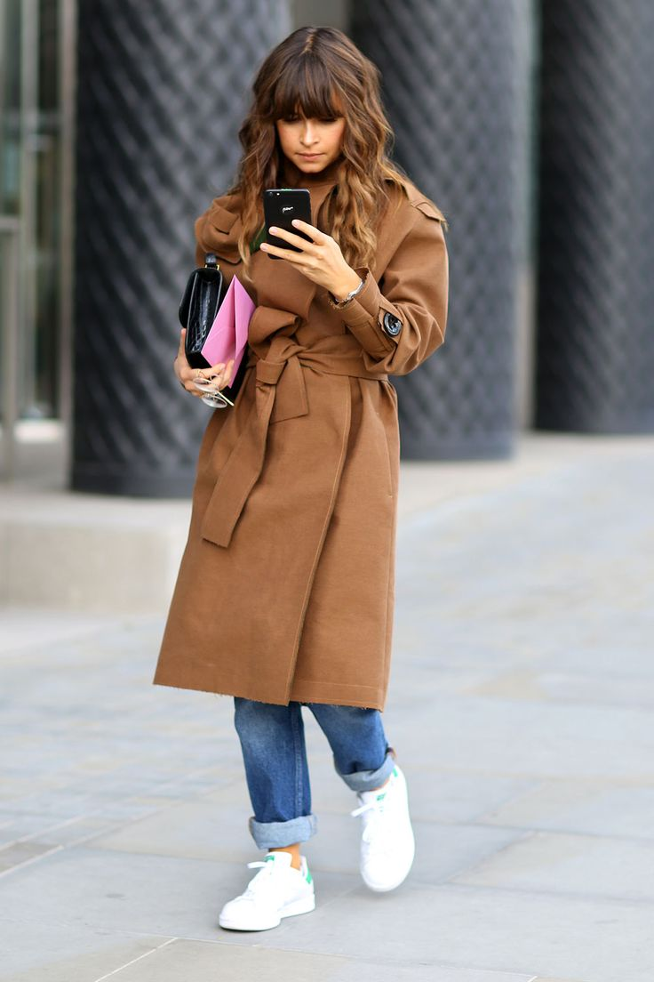 London Fashion Week Street Style SS16: Miroslava Duma - London Fashion Week: Street Style's Finest