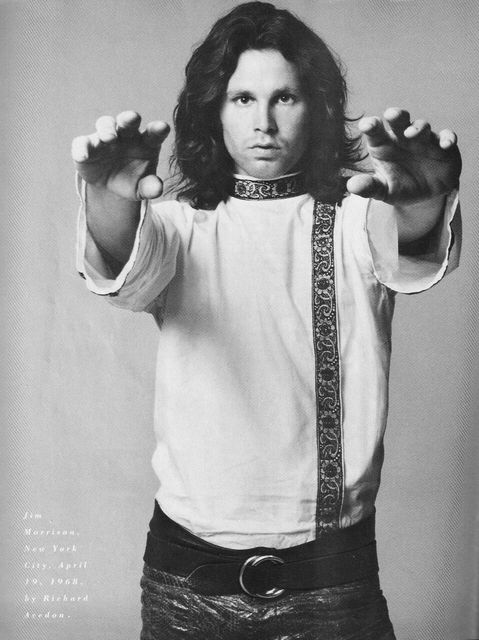 The Doors\u0027 Jim Morrison auditioning for a Hammer House of Horror production of The Mummy\u2026allegedly Taken in New York by Richard Avedon on April 1968 Double ...