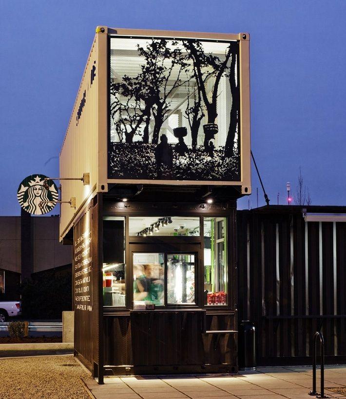 Container Starbucks