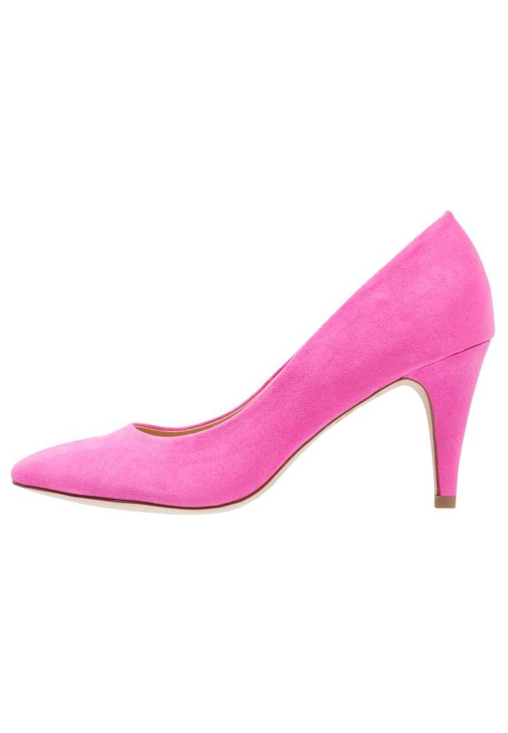 ¡Consigue este tipo de zapato de tacón de New Look ahora! Haz clic para ver los detalles. Envíos gratis a toda España. New Look SOOLA Tacones bright pink: New Look SOOLA Tacones bright pink Zapatos   | Material exterior: tela, Material interior: cuero de imitación/tela, Suela: fibra sintética, Plantilla: cuero de imitación | Zapatos ¡Haz tu pedido   y disfruta de gastos de enví-o gratuitos! (zapato de tacón, tacones, tacon, tacon alto, tacón alto, heel, heels, schuhe mit absatz, za...