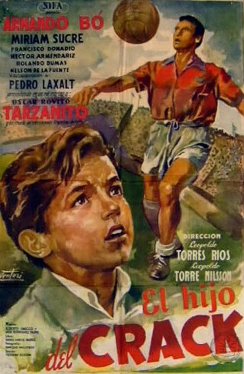 El hijo del crack 1953 pel cula argentina dirigida for El mural pelicula argentina