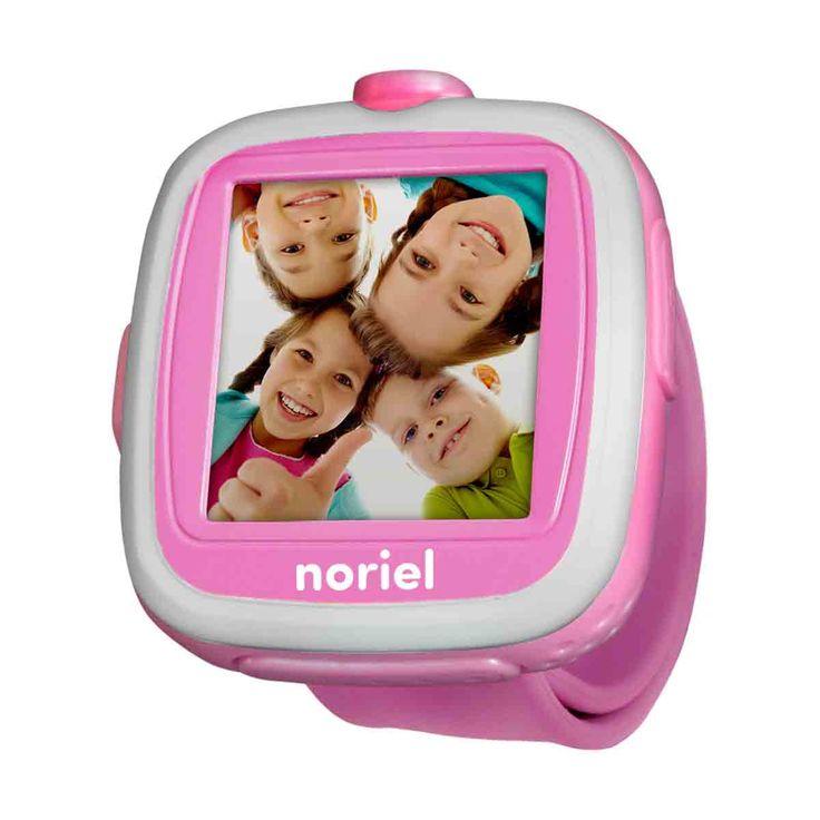 Noriel Smart Watch Roz, jucarii copii ieftine de Craciun