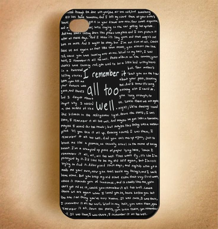 Journeywithgiants - I Remember it All Too Well Taylor Swift Lyrics Phone Cases - iPhone 4 4S iPhone 5 5S 5C iPhone 6 6  Samsung Galaxy S4 S5 plus Note 3 Case, $18.00 (http://www.journeywithgiants.com/cases/i-remember-it-all-too-well-taylor-swift-lyrics-phone-cases-iphone-4-4s-iphone-5-5s-5c-iphone-6-6-samsung-galaxy-s4-s5-plus-note-3-case/)