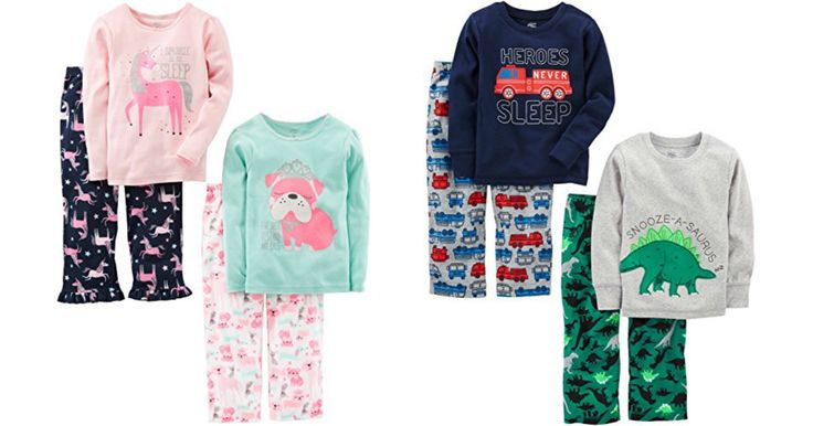 Stock up on pajamas for your kiddos with this Amazon deal!
