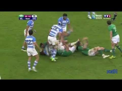 """El """"Wonderboy"""" Pablo Matera y su BIG game vs Ireland (World Cup 2015)"""