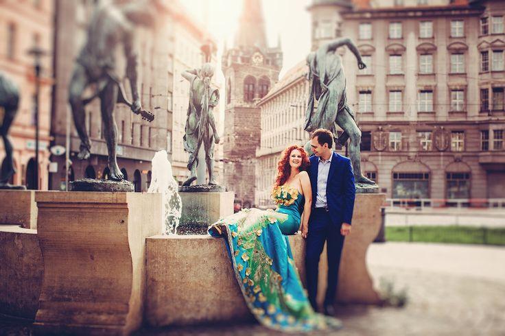 Свадебный фотограф в Праге, в замках Чехии, и других городах Европы.