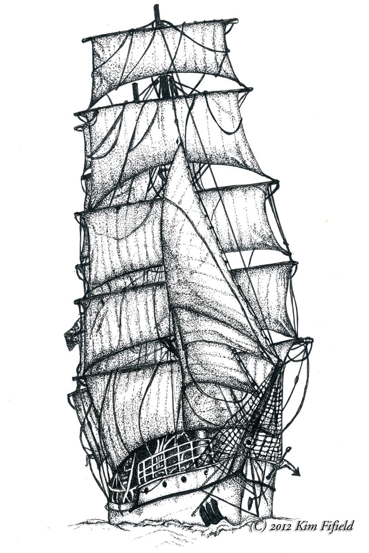 Best Images About Drawing Ships Buildings On Pinterest Sailing Ships Coloring Books And