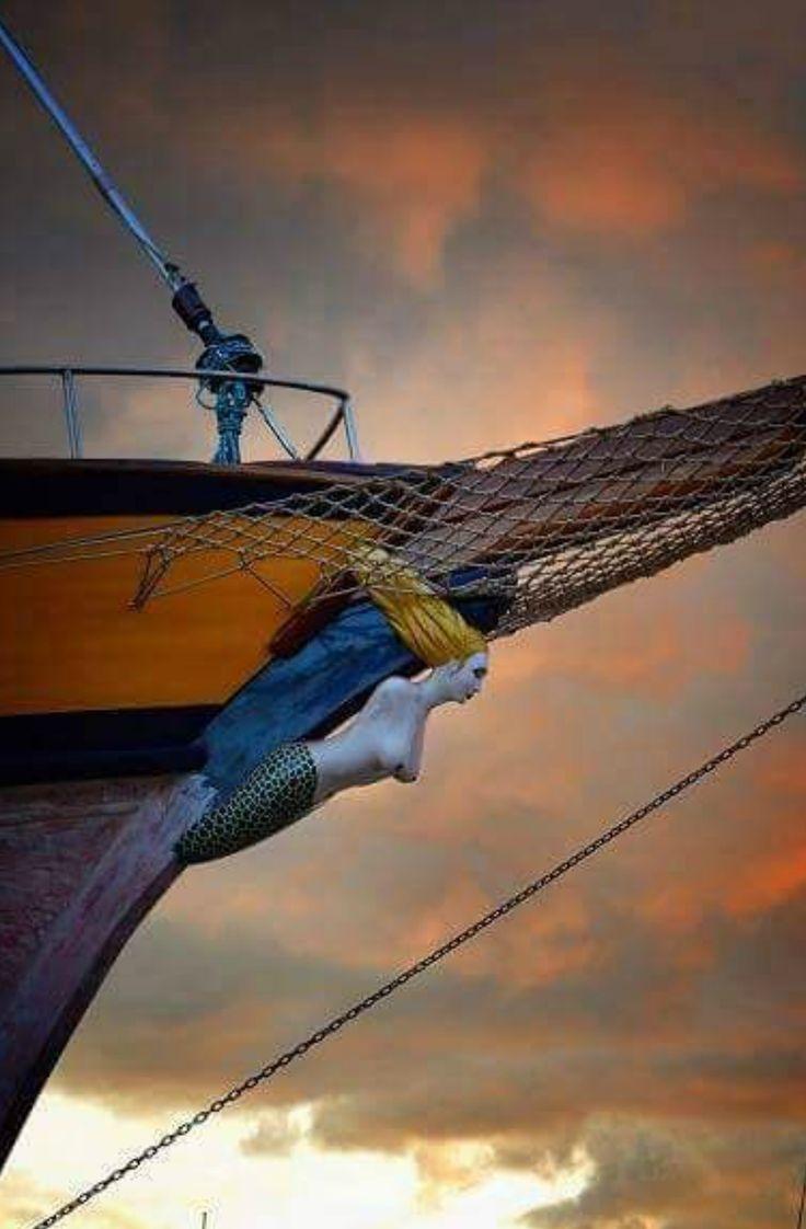 η γοργόνα, Σύρος - mermaid, Syros island, Greece