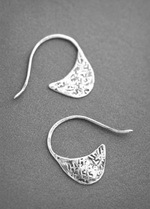 petite upul earrings, courtney filer-dougal