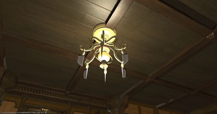 Tonberry Chandelier: A rancorous chandelier designed in a tonberry ...