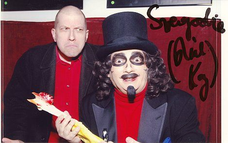 Svengoolie Chicago Tv Icon Old Movies Good And Bad