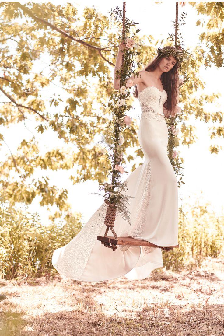 Style 2054 Mikaella Bridal #weddingdress