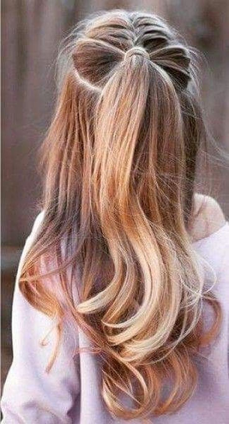 Hair Styles For School Cool 40 Latest Winter Hairstyles Ideas For School More At Www Tile Easy Little Girl Hairstyles Girls Hairstyles Easy Medium Hair Styles