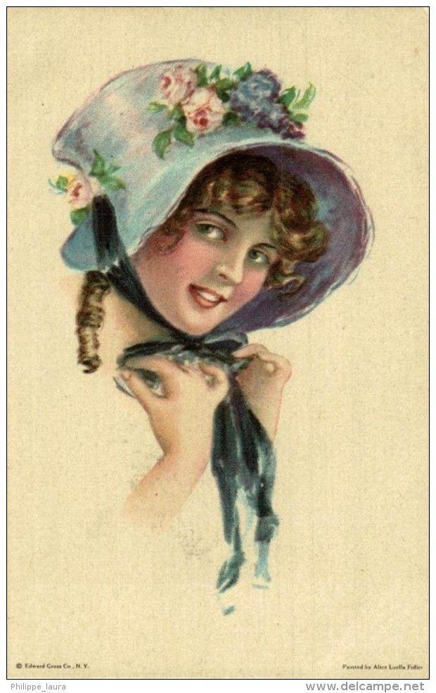 Illustrateur edward cross AMERICAN GIRL NR 41   SPAIN