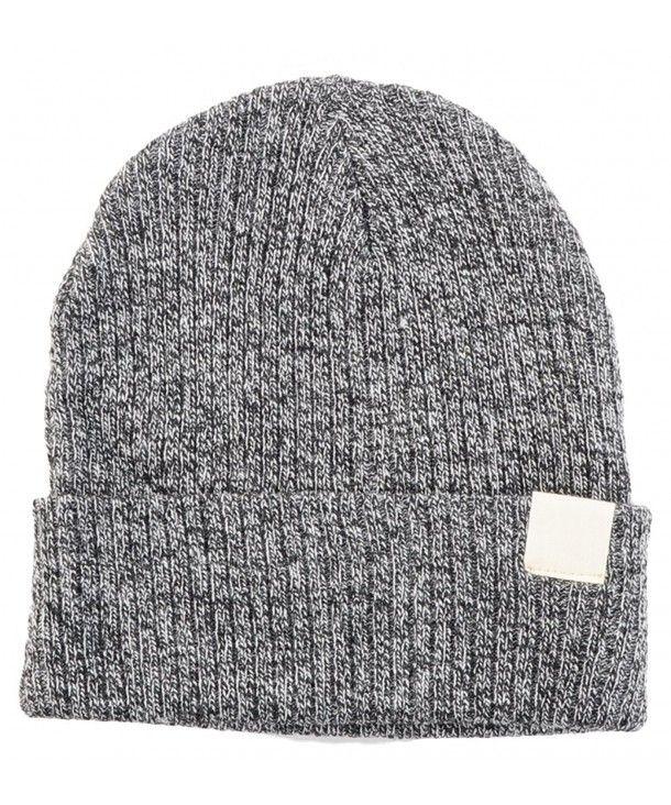 BYOS Unisex Winter Fall Urban Ribbed Beanie Fisherman Knit Skull Ski Hat Lt.gray CW12N8NESYT – Men's Hats & Caps Online