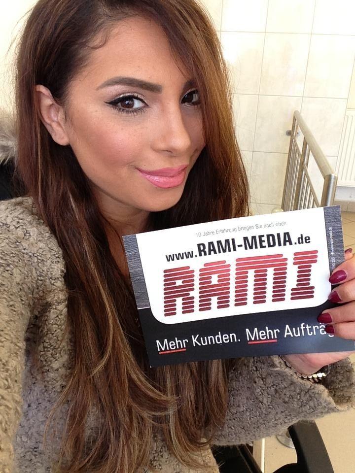 """Hübscher Look von Hanadi Diab, frische Website von Rami: Hanadi Diab ist für viele aus der Branche bereits ein Begriff - u.a. bekannt als Make Up Artist bei """"4 Hochzeiten"""" (VOX) und aus vielen weiteren Sendungen in SAT1 und RTL. Dabei wurde sie von keinem geringerem als Promi-Visagist Holger Hoffmann - bekannt aus SAT1 - zertifiziert. Die von Rami Marketing produzierte Website gibt's unter HDBEAUTY.de - Infos: http://www.rami-media.de/beauty-marketing"""