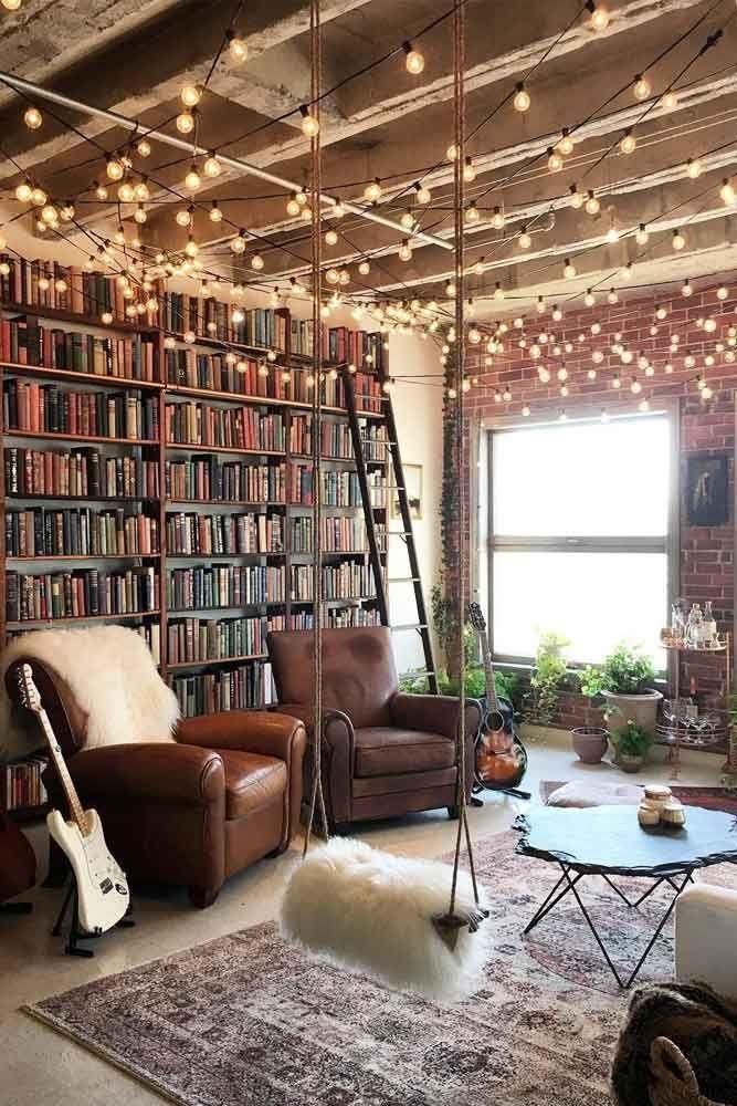 21 Kuschelige Deko Ideen Mit Lichterketten Im Schlafzimmer