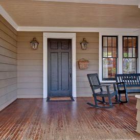 Charcoal windows and door