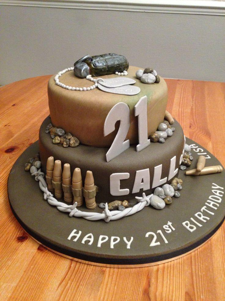 Call of duty cake specialty cake cake fun kids food