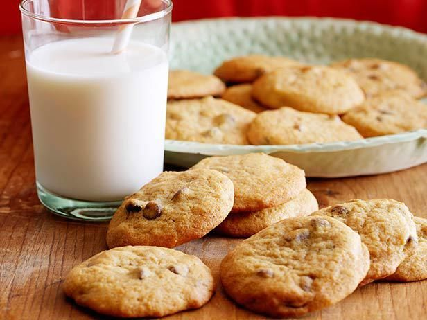 Get Pumpkin Chocolate Chip Cookies Recipe from Food Network