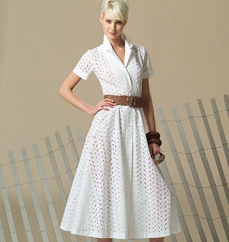 McCall's dress pattern