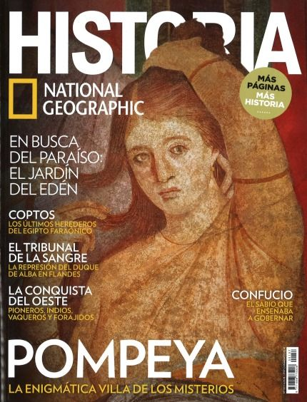 HISTORIA - NATIONAL GEOGRAPHIC