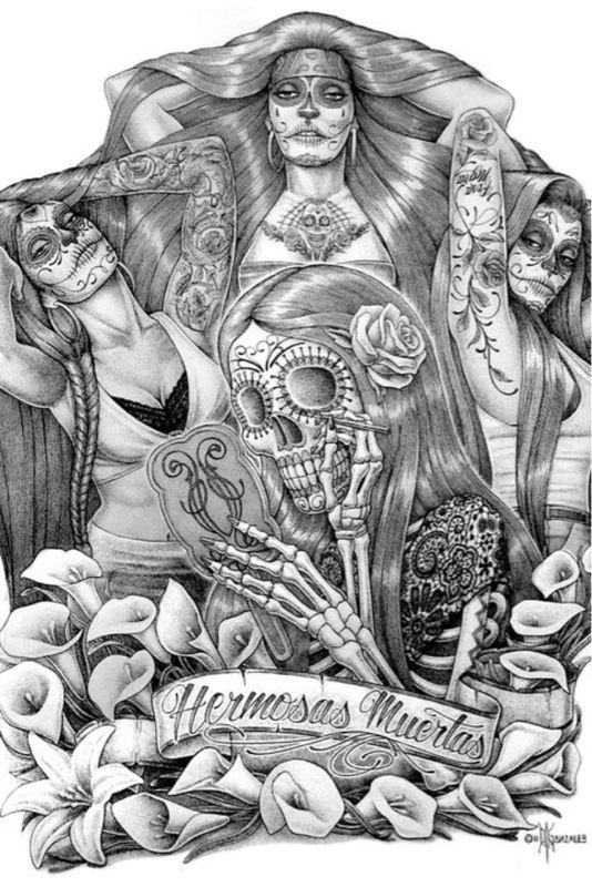 Las Muertas