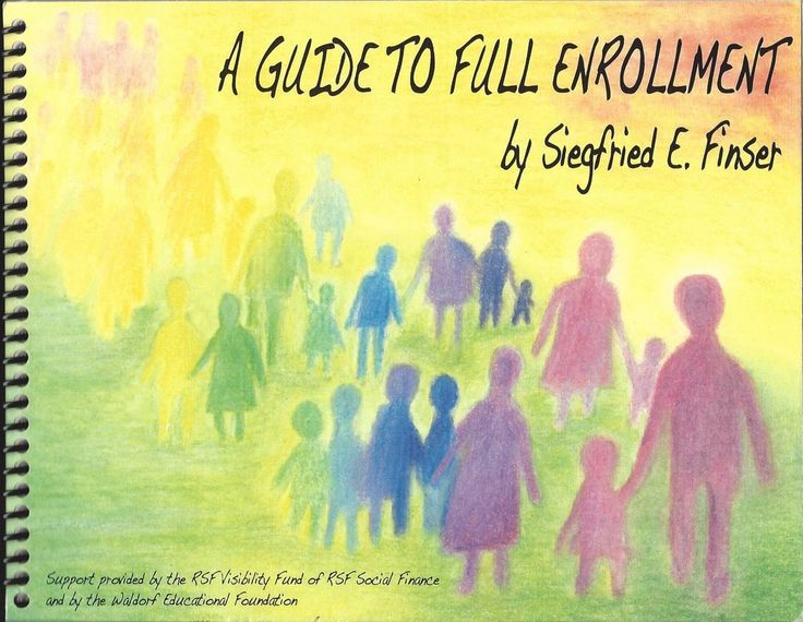 WISM 225 A Guide to Full Enrollment - Waldorf Publications