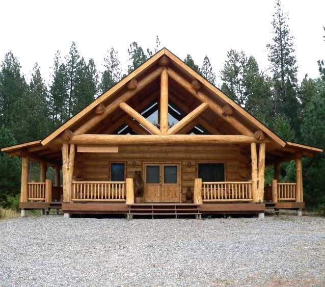 40 Best Log Cabin Images On Pinterest Log Homes Log