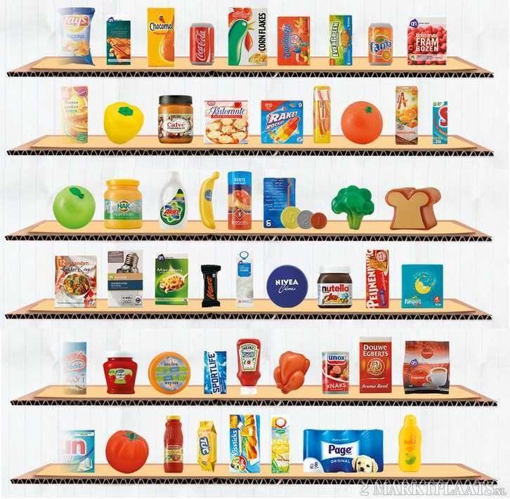 Albert Heijn Minis Little Shop New World Supermarket Food