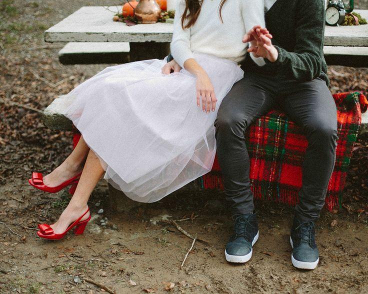 Una boda de invierno en las montañas | Popelin Happy Weddings