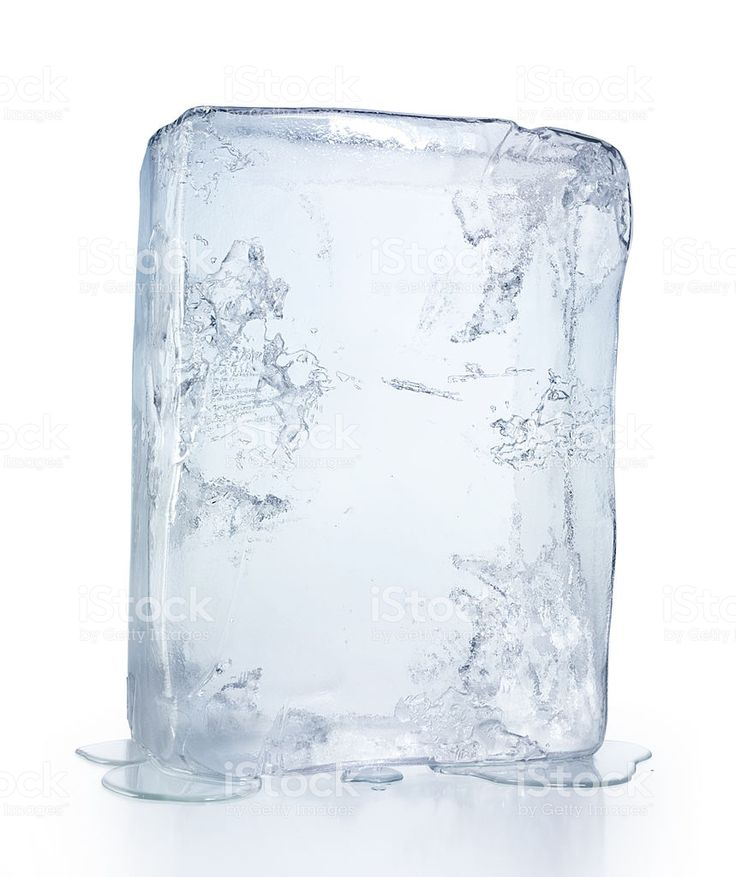 Ice Block royalty-free stock photo