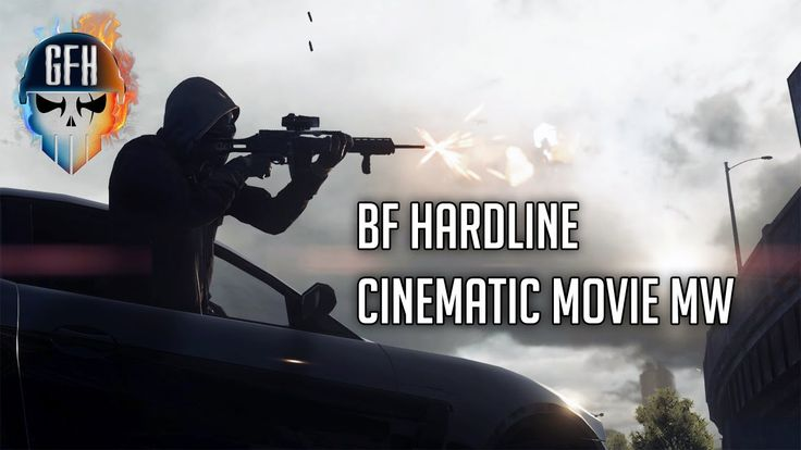 Battlefield Hardline Cinematic movie - MostWanted