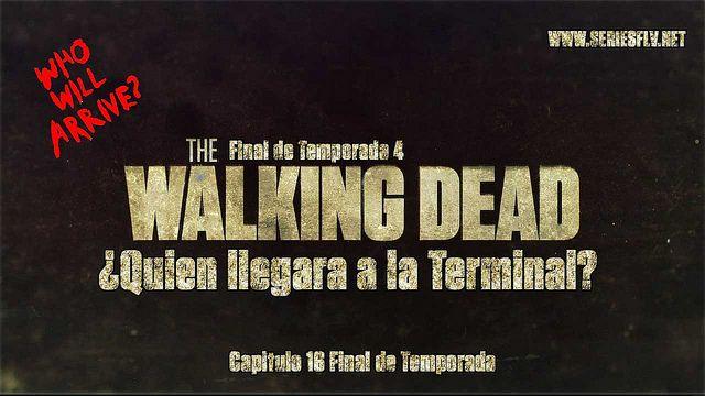 The Walking Dead Temporada 4 Capitulo 16 Final de Temporada