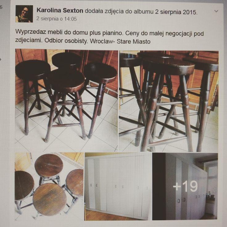 In the interiors - Blog o wnętrzachDzień dobry Kochani :)  Chciałam Was zaprosić do mojej facebook'owej grupy Pchli Targ Wnętrzarski/ Wrocław i okolice  Mam nadzieję, że każdy znajdzie w niej coś dla siebie :)  Poniżej parę zdjęć z ostatnich ogłoszeń.
