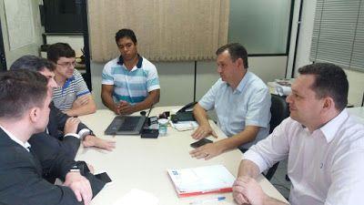 Jornal LESOMA: Ponta Grossa troca experiências com Apucarana