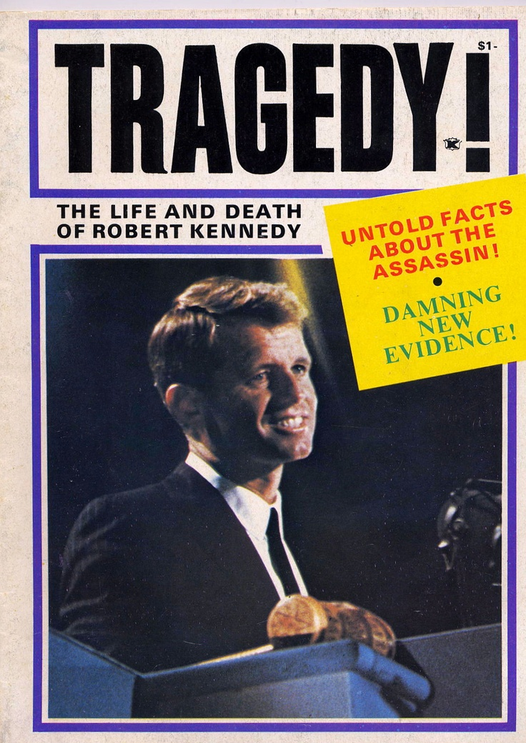 The life administration and death of jfk