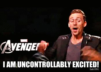 Tom Hiddleston GIF | my gifs tom hiddleston Thor loki hiddles loki's army henry v ...