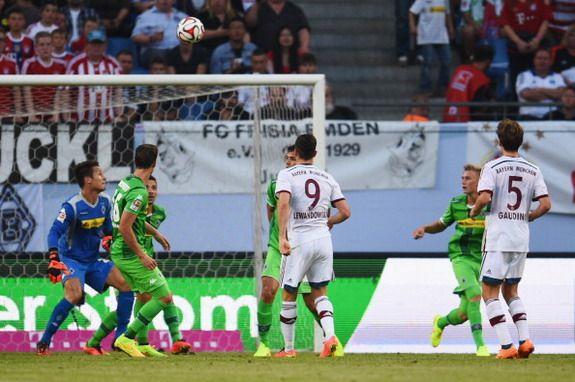 Classy Golazo! Robert Lewandowski (Bayern Munich) vs Gladbach