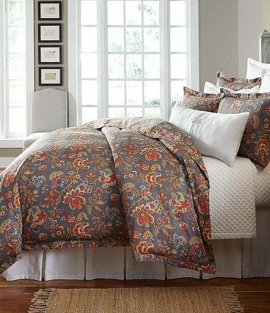 Southern Living Serafina Floral Duvet Mini Set Bedrooms
