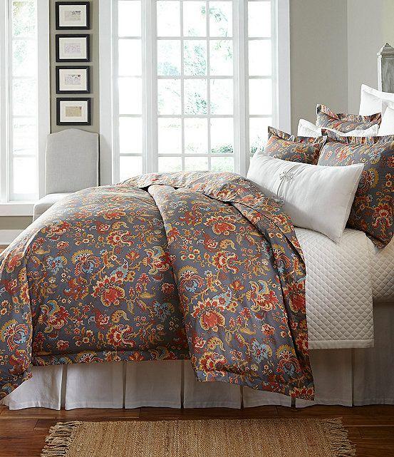 Southern Living Serafina Floral Duvet Mini Set Bedrooms
