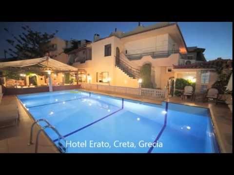 Hotel Erato, Creta, Grecia