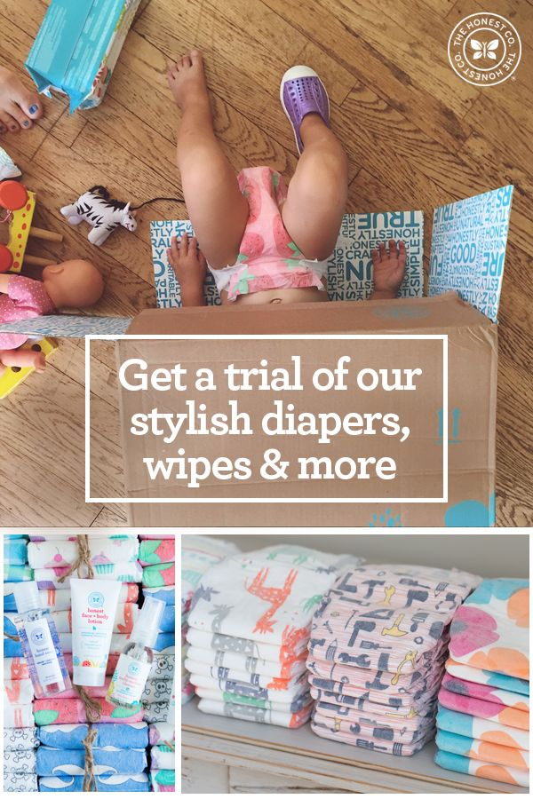 Get your Free Trial with just $5.95 shipping! It's simple. After your free trial, we'll auto-enroll you into a convenient subscription. You can then tailor your shipping frequency and even change up your prints every month, so you never run out of diapers or wipes again!