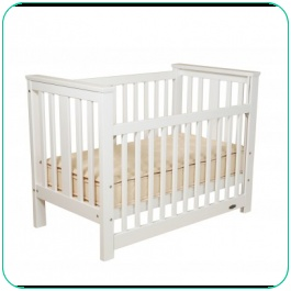 TouchWood Metro Cot - Baby Bedding from Metromum.com.au
